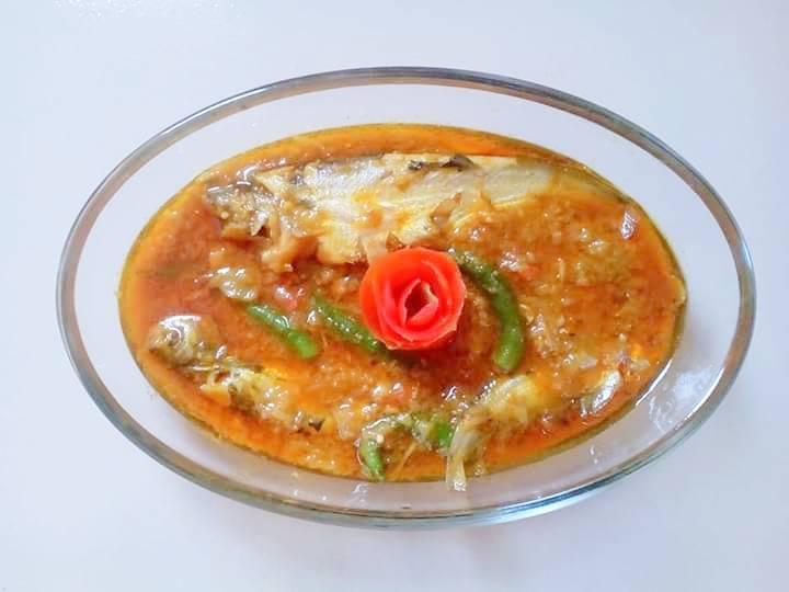 নারকেলি পাবদা